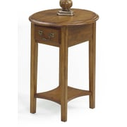 Wildon Home   End Table; Medium Oak