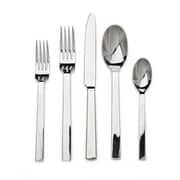 Ricci Argentieri Rapallo Polished 5 Piece Flatware Set