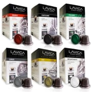 lavica espresso discovery variety pack nespresso. Black Bedroom Furniture Sets. Home Design Ideas