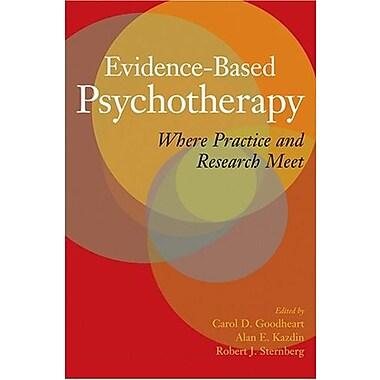evidence based practice psychology essay