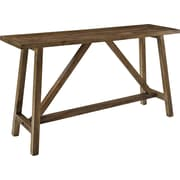 Altra™ Bennington Console Table, Rustic (5079096)