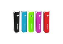 SoundLogic XT Rechargeable 2600mAh Selfie Power Bank, Assorted Colors