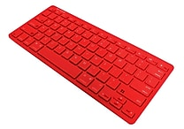 Xtreme Cables Bluetooth Wireless Keyboard, Assorted Colors