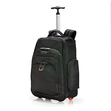 Atlas Wheeled Laptop Backpack, 17.3