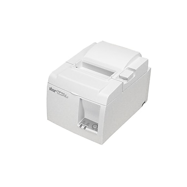 Star Micronics TSP143L, Thermal, Cutter, Ethernet, White, Internal UPS