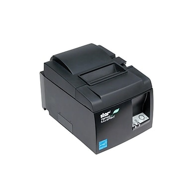 Star Micronics TSP143IIU, ECO, Thermal, Cutter, USB, Grey, Internal UPS
