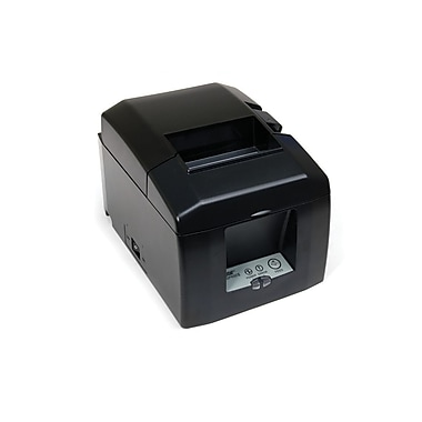 Star Micronics TSP654 Thermal, Cutter, Parallel, Grey, External PS Included