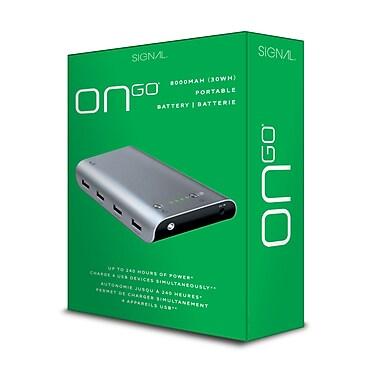 iSound OnGo 8000mAh Backup Battery