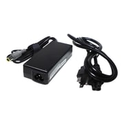 eReplacements Universal AC Adapter, 65 W, for Lenovo ThinkPad Notebooks(AC0657755YE-ER)