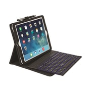 Kensington KeyFolio Pro Plus - Keyboard And Folio Case - Wireless - K97410US - Black - For Apple iPad Air, iPad Air 2