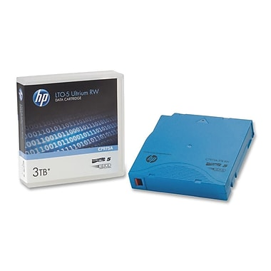 HP C7975A LTO-5 Ultrium 3TB RW Data Cartridge