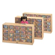 Jonti-Craft Tub Single 20 Compartment Cubby; None
