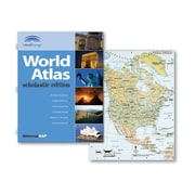 Universal Map World Atlas Scholastic Edition