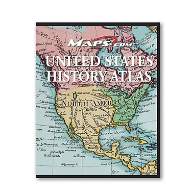Universal Map United States History Atlas