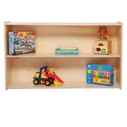 Contender Shelf Storage; Assembled