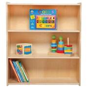 Contender Book Shelf; Assembled