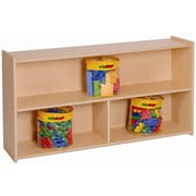 Steffy Two Shelf Storage w/ Divider
