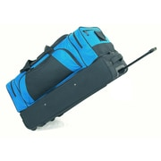 Netpack 30'' 2-Wheeled Rocky Travel Duffel; Blue