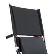 Karman Healthcare Wheelchair Backrest Extension; 18''