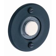 Baldwin Round Doorbell Button