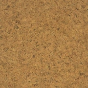 APC Cork Floor Tiles 12'' Solid Cork Flooring in Sandy