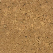 APC Cork Floor Tiles 12'' Solid Cork Hardwood Flooring in Rusty