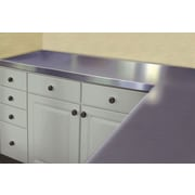 A-Line by Advance Tabco Stainless Steel Counter Top; 1.5'' H x 30'' W x 30'' D