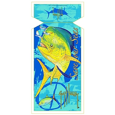 Fiberbuilt Guy Harvey Dorado Beach Towel