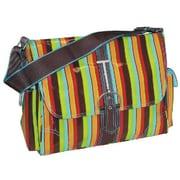 Hadaki Multitasker Messenger Bag; 13'' H x 14.5'' W x 4.25'' D