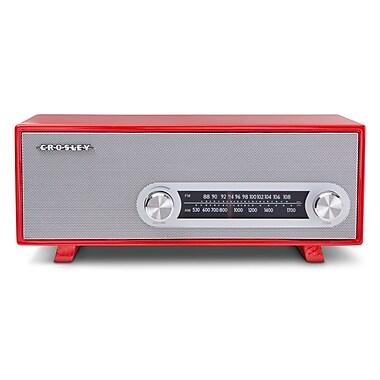 Crosley Ranchero Radio; Red
