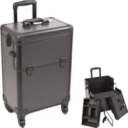 Sunrise Cases Professional Rolling Cosmetic Case