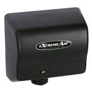 American Dryer EXT Series 540W Max Hand Dryer in Black Graphite