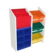 RiverRidge Kids Super Storage; Primary Colors