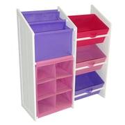 RiverRidge Kids Super Storage; Pastel Colors