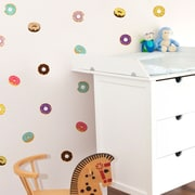 Walls Need Love Donuts Mini-Pack Wall Decal