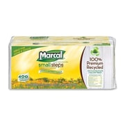 MARCAL Small Steps Lunch Napkins, 400/Pack; 400