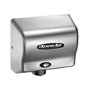 eXtremeAir EXT Series 540W Max Hand Dryer in Satin Chrome