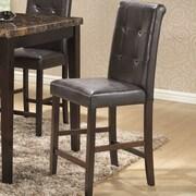 Glory Furniture Bar Stool With Cushion (Set of 2)