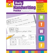 "Evan-Moor Educational Publishers ""Daily Handwriting Practice: Traditional Cursive for Grades K-6"" (791)"