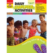 "Evan-Moor Educational Publishers ""Daily Summer Activities: Moving from PreK to Kindergarten for Grades PreK-K"" (1026)"