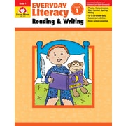 Evan-Moor Educational Publishers Everyday Literacy: Reading and Writing for Grade 1 (2419)