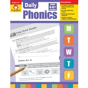 Daily Phonics Grade 4 - 6+ Edition 1 Paperback (2790)