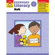 "Evan-Moor Educational Publishers ""Everyday Literacy: Math Grade 1 Edition 1"" (3039)"