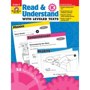 "Evan-Moor Educational Publishers ""Read and Understand with Leveled Texts for Grade K"" (3440)"