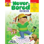 Evan-Moor Educational Publishers Never-Bored Kid Book for Grades 2-3 (6304)