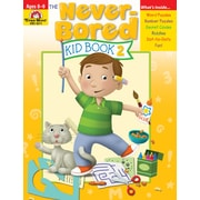"Evan-Moor Educational Publishers ""Never-Bored Kid Book 2 for Grades 3-4"" (6311)"