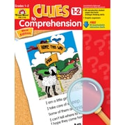 Evan-Moor Educational Publishers Clues to Comprehension for Grades 1-2 (2720)