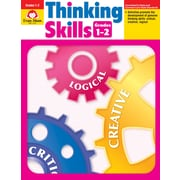 Evan-Moor Educational Publishers Thinking Skills for Grades 1-2 (5301)