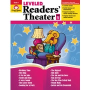 Evan-Moor Educational Publishers Leveled Readers' Theater for Grade 1 (3481)