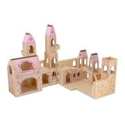 "Melissa & Doug Folding Princess Castle, 19.2"" x 16.7"" x 13.7"", (1263)"